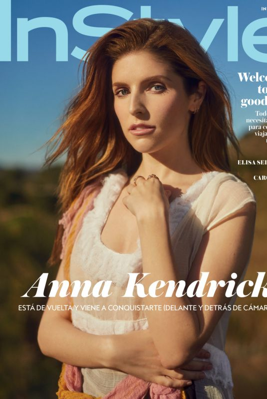 ANNA KENDRICK in Instyle Magazine, Mexico April 2020