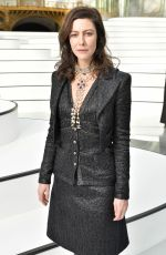 ANNA MOUGLALIS at Chanel Show at Paris Fashion Week 03/03/2020