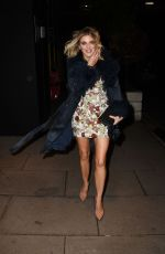 ASHLEY JAMES at Fekkai Masterclass and Cocktail Party in London 03/10/2020