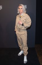 ASHLYN HARRIS at Launch of New Connected Watch by Tag Heuer in New York 03/12/2020