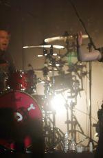 AVRIL LAVIGNE at MTV Live Concert in Paris 03/25/2007