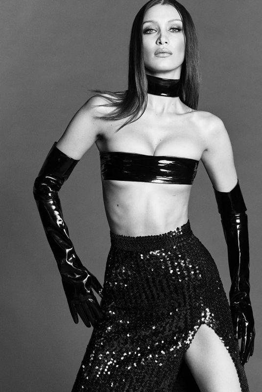 BELLA HADID for Vogue Magazine, Korea April 2020