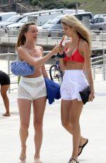 bikini - angel holley pictured with a friend at bondi beach 04.02.2020 x70 | hqcelebcorner