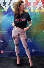 BLANCA BLANCO at Cirque du Soleil Volta at Dodger Stadium in Los Angeles 03/08/2020