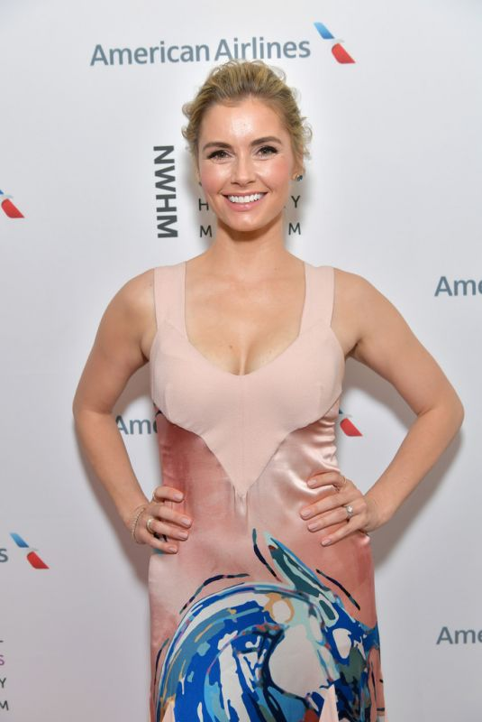 BRIANNA BROWN at National Women's History Museum Women Making History Awards in Los Angeles 03/08/2020