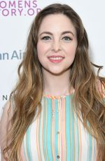BRITTANY CURRAN at National Women