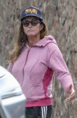 CAITLYN JENNER Out and About in Malibu 03/25/2020