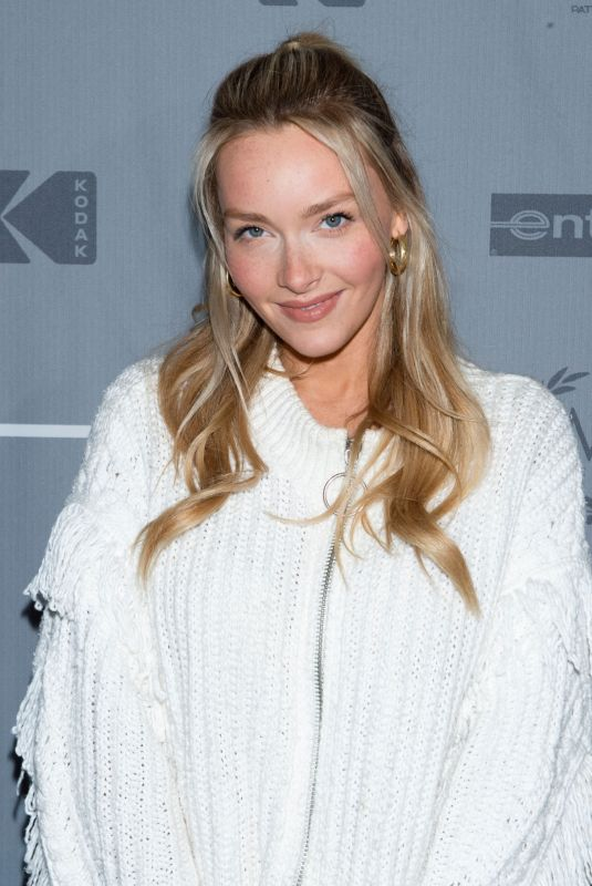 CAMILLE KOSTEK at 2020 Mammoth Film Festival 03/02/2020