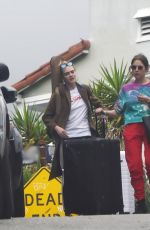 CARA DELEVINGNE and ASHLEY BENSON Out in Los Angeles 03/16/2020