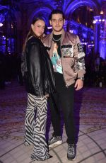 CARLA GINOLA at CR Fashion Book x Redemption Party in Paris 02/28/2020
