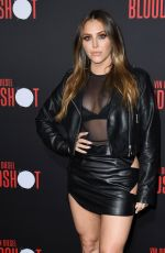 CASSIE SCERBO at Bloodshot Premiere in Los Angeles 03/10/2020