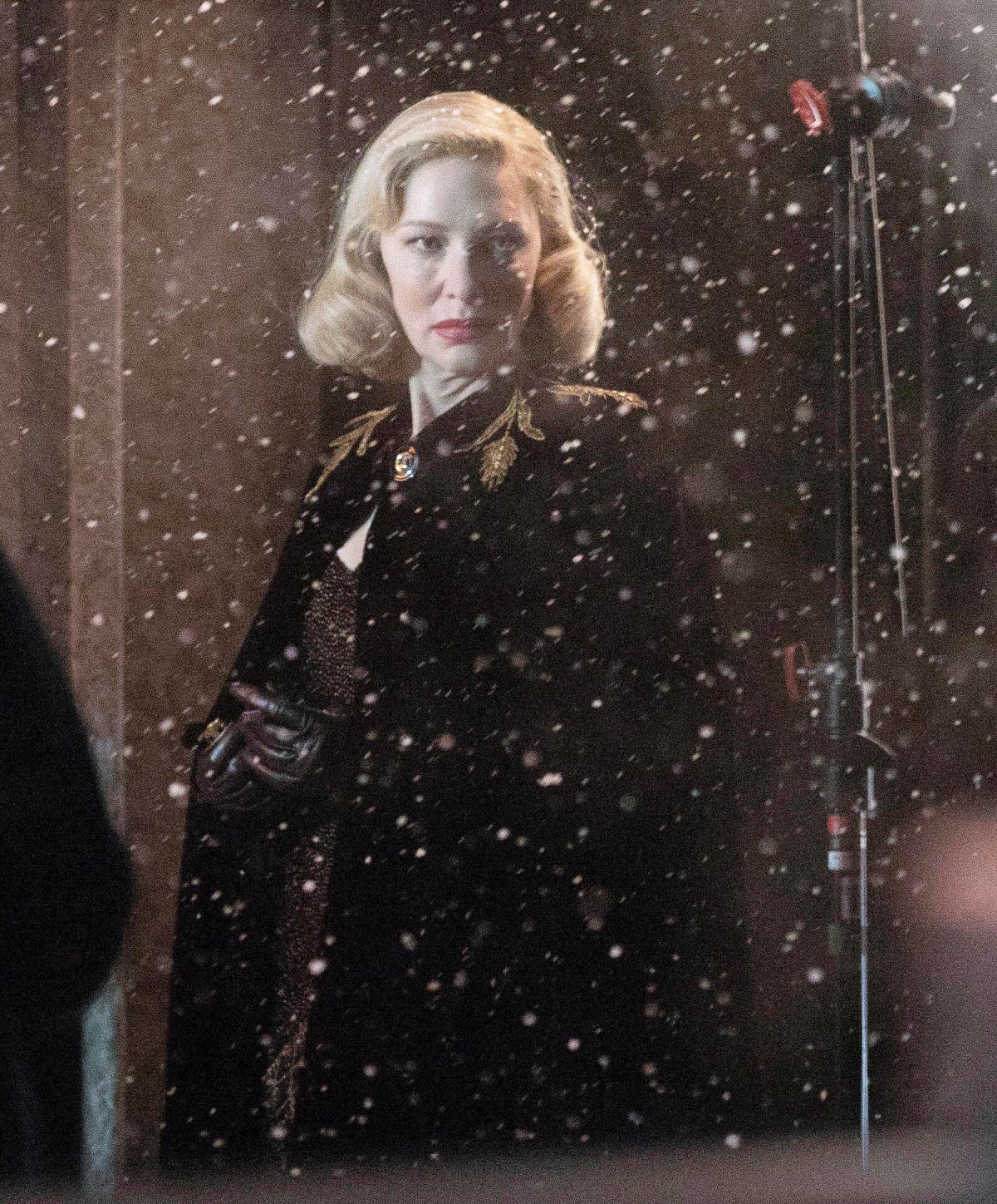 CATE BLANCHETT on the Set of Nightmare Alley in Toronto 01/30/2020 –  HawtCelebs