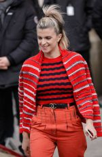 CECILE CASSEL at Chanel Show at Paris Fashion Week 03/03/2020
