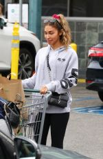 CHANTEL JEFFRIES Shopping at Whole Foods in Los Angeles 03/13/2020
