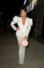 CHARLOTTE DAWSON at Avenue Nightclub Launch Party in Liverpool 03/14/2020