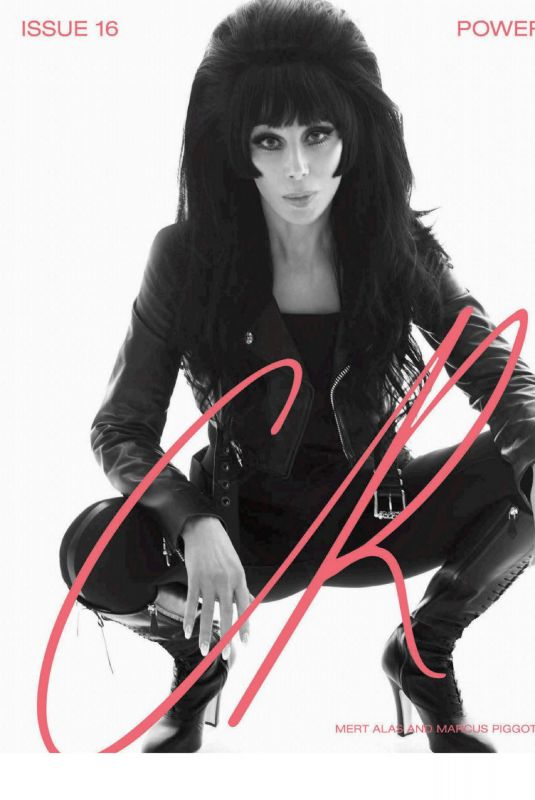 CHER in CR Fashion Book #16, Spring/Summer 2020