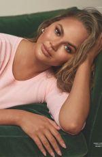 CHRISSY TEIGEN in Glamour Magazine, UK March 2020