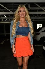 CHRISTINE MCGUINNESS Leaves Kisstory Presents Blast Off Tour in Liverpool 03/11/2020