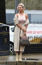 CHRISTINE MCGUINNESS Out and About in Alderley Edge 03/18/2020