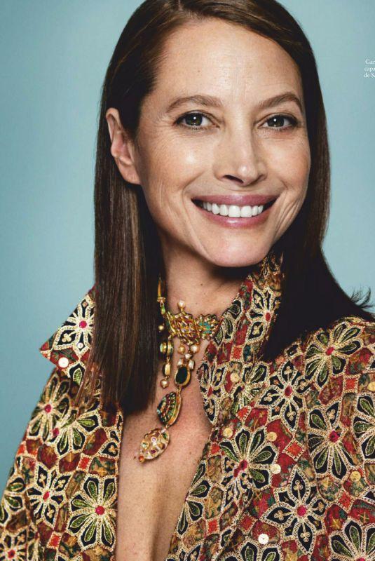 CHRISTY TURLINGTON in Elle Magazine, Spain April 2020