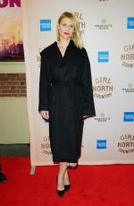 CLAIRE DANES at Girl from the North Country Broadway Opening at Belasco Theatre in New York 03/05/2020