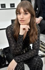 CLARA LUCIANI at Chanel Show at Paris Fashion Week 03/03/2020