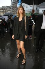 CONSTANCE JABLONSKI at Stella McCartney Fashion Show at PFW in Paris 03/02/2020