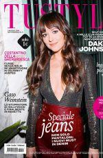 DAKOTA JOHNSON in Tu Style Magazine, Italy March 2020
