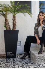 DANIELLA MONET in Regard Magazine, February 2020