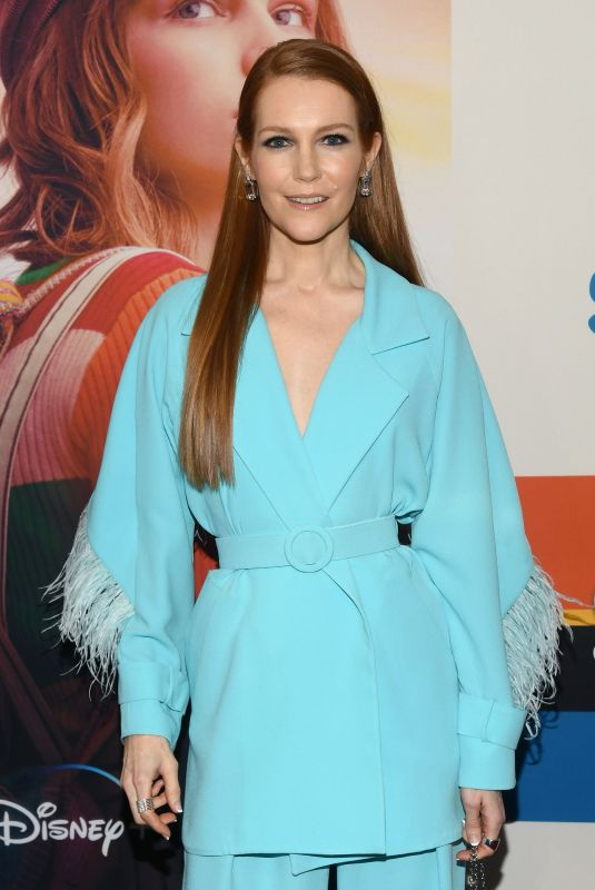 DARBY STANCHFIELD at Stargirl Premiere on Los Angeles 03/10/2020