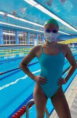 DARIA MULLAKAEVA - Russian Swimmer Personal Photos