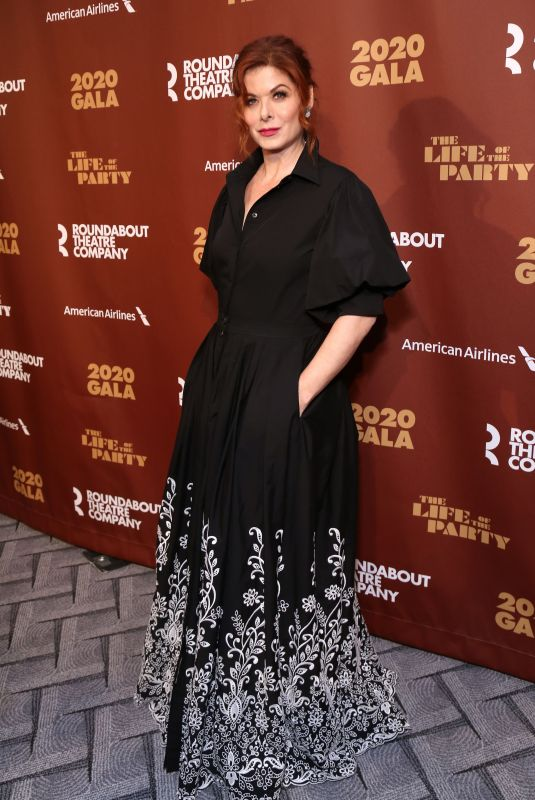 DEBRA MESSING at Roundabout Theater