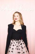 DIANNA AGRON at Roger Vivier Press Day at Paris Fashion Week 02/27/2020