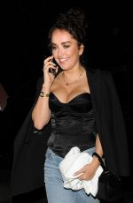 ELENA ORA Leaves Laylow Club in London 03/09/2020