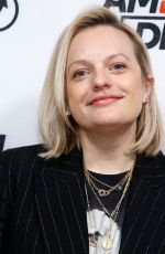 ELISABETH MOSS at Buzzfeed
