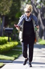 ELIZABETH BERKLEY Out and About in Beverly Hills 03/25/2020