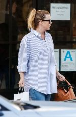 ELLEN POMPEO and T.R. Knight Out in Los Angeles 03/06/2020