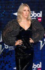 ELLIE GOULDING at Global Awards 2020 in London 03/05/2020