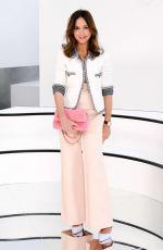 ELSA ZYLBERSTEIN Arrives at Chanel Show at Paris Fashion Week 03/03/2020