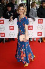 EMILIA FOX at Tric Awards 2020 in London 03/10/2020