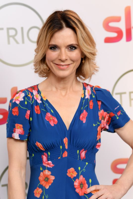 EMILIA FOX at Tric Awards 2020 in London 03/10/2020