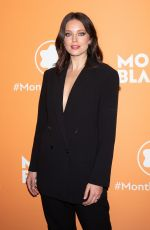 EMILY DIDONATO at Montblanc MB 01 Smart Headphones & Summit 2+ Smart Watch Launch Party in New York 03/10/2020