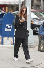 EMILY RATAJKOWSKI Out and About in New York 03/10/2020