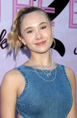 ERIN REESE at To the Beat! Back 2 School Premiere in Hollywood 03/08/2020