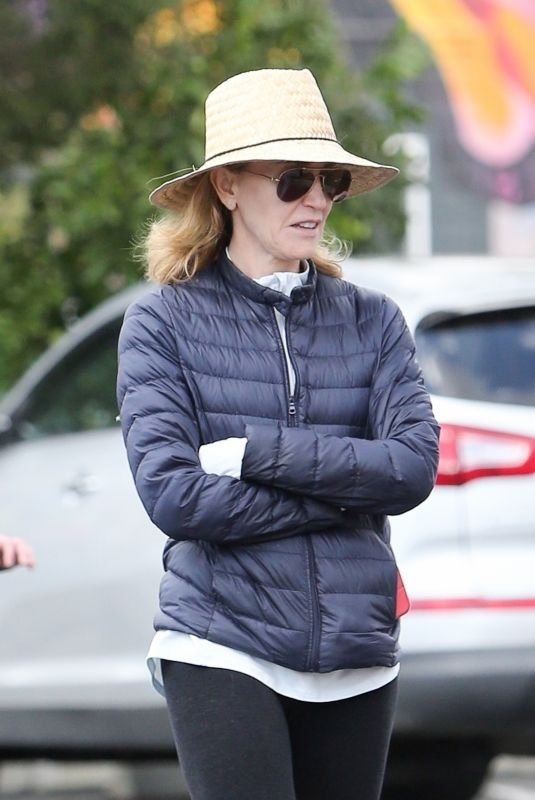 FELICITY HUFFMAN Out and About in Los Angeles 03/08/2020
