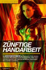 GAL GADOT in Widescreen Magazine, Germany May 2020