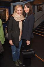 GEMMA ARTERTON at On Blueberry Hill Press Night in London 03/11/2020