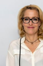 GILLIAN ANDERSON at The Crown, TV Show Photocall in London 03/02/2020
