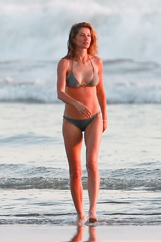 GISELE BUNDCHEN in Bikini at a Beach in Costa Rica 03/15/2020
