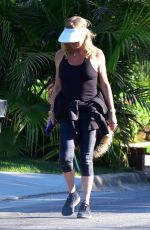 GOLDIE HAWN Out Hiking in Los Angeles 03/30/2020